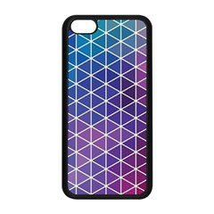 Neon Templates And Backgrounds Apple Iphone 5c Seamless Case (black)