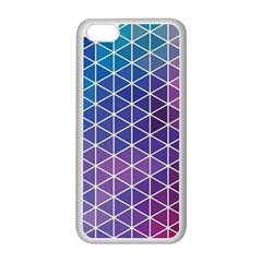 Neon Templates And Backgrounds Apple Iphone 5c Seamless Case (white)