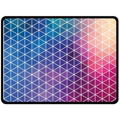 Neon Templates And Backgrounds Double Sided Fleece Blanket (large)