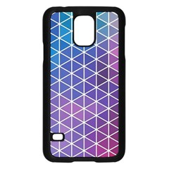Neon Templates And Backgrounds Samsung Galaxy S5 Case (black)