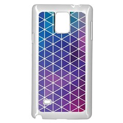 Neon Templates And Backgrounds Samsung Galaxy Note 4 Case (white)