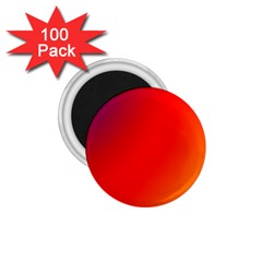 Rainbow Background 1 75  Magnets (100 Pack)