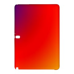 Rainbow Background Samsung Galaxy Tab Pro 10 1 Hardshell Case