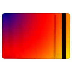 Rainbow Background Ipad Air Flip