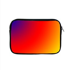 Rainbow Background Apple Macbook Pro 15  Zipper Case