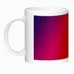 Rainbow Colors Night Luminous Mugs