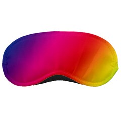 Rainbow Colors Sleeping Masks