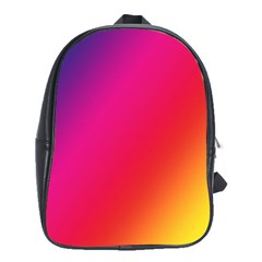 Rainbow Colors School Bags(large)