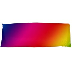 Rainbow Colors Body Pillow Case Dakimakura (two Sides)