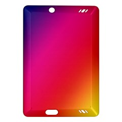 Rainbow Colors Amazon Kindle Fire Hd (2013) Hardshell Case