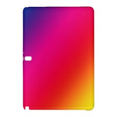 Rainbow Colors Samsung Galaxy Tab Pro 10 1 Hardshell Case