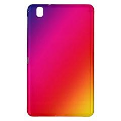 Rainbow Colors Samsung Galaxy Tab Pro 8 4 Hardshell Case
