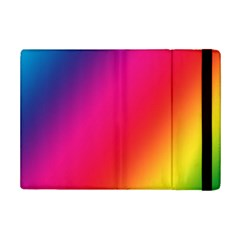 Rainbow Colors Ipad Mini 2 Flip Cases