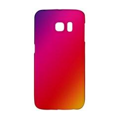 Rainbow Colors Galaxy S6 Edge