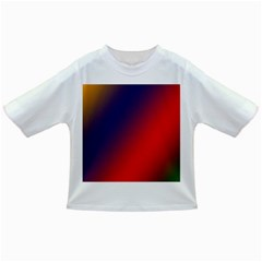 Rainbow Two Background Infant/toddler T Shirts