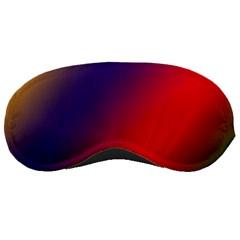 Rainbow Two Background Sleeping Masks