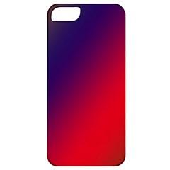 Rainbow Two Background Apple Iphone 5 Classic Hardshell Case