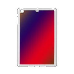 Rainbow Two Background Ipad Mini 2 Enamel Coated Cases
