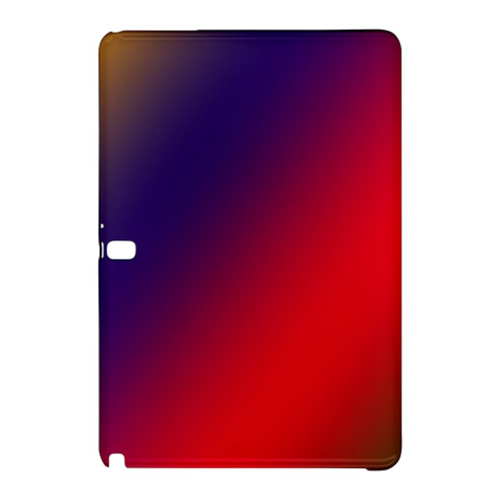 Rainbow Two Background Samsung Galaxy Tab Pro 12.2 Hardshell Case
