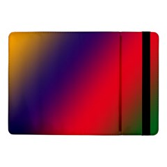Rainbow Two Background Samsung Galaxy Tab Pro 10 1  Flip Case