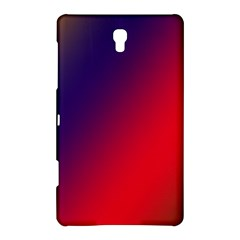 Rainbow Two Background Samsung Galaxy Tab S (8 4 ) Hardshell Case