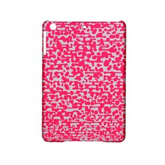 Template Deep Fluorescent Pink Ipad Mini 2 Hardshell Cases