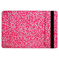 Template Deep Fluorescent Pink Ipad Air Flip