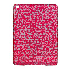 Template Deep Fluorescent Pink Ipad Air 2 Hardshell Cases