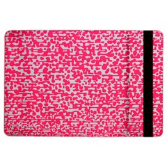 Template Deep Fluorescent Pink Ipad Air 2 Flip