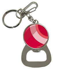 Red Material Design Button Necklaces