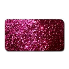 Pink Glitter Medium Bar Mats