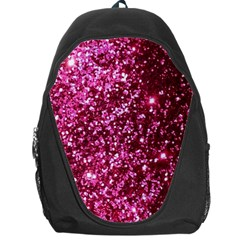 Pink Glitter Backpack Bag