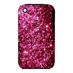 Pink Glitter Iphone 3s/3gs
