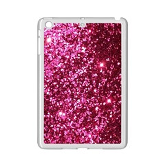 Pink Glitter Ipad Mini 2 Enamel Coated Cases