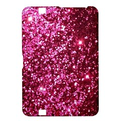 Pink Glitter Kindle Fire Hd 8 9