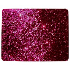 Pink Glitter Jigsaw Puzzle Photo Stand (rectangular)