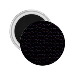 Smooth Color Pattern 2 25  Magnets