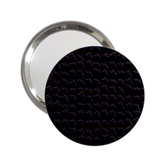 Smooth Color Pattern 2 25  Handbag Mirrors