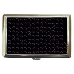 Smooth Color Pattern Cigarette Money Cases
