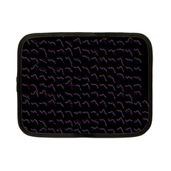 Smooth Color Pattern Netbook Case (small)