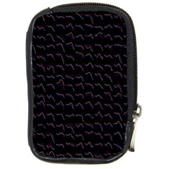 Smooth Color Pattern Compact Camera Cases