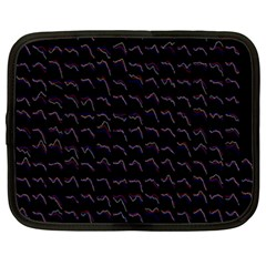 Smooth Color Pattern Netbook Case (xxl)