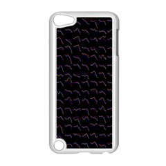 Smooth Color Pattern Apple Ipod Touch 5 Case (white)