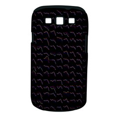 Smooth Color Pattern Samsung Galaxy S Iii Classic Hardshell Case (pc+silicone)