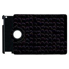 Smooth Color Pattern Apple Ipad 3/4 Flip 360 Case