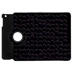 Smooth Color Pattern Apple Ipad Mini Flip 360 Case
