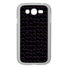 Smooth Color Pattern Samsung Galaxy Grand Duos I9082 Case (white)