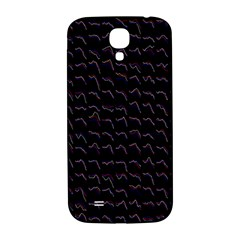 Smooth Color Pattern Samsung Galaxy S4 I9500/i9505  Hardshell Back Case