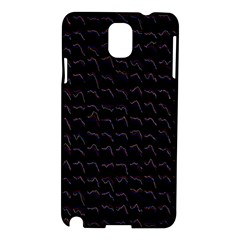 Smooth Color Pattern Samsung Galaxy Note 3 N9005 Hardshell Case