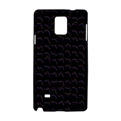 Smooth Color Pattern Samsung Galaxy Note 4 Hardshell Case